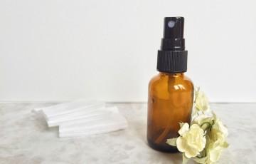 アロマ化粧水の作り方