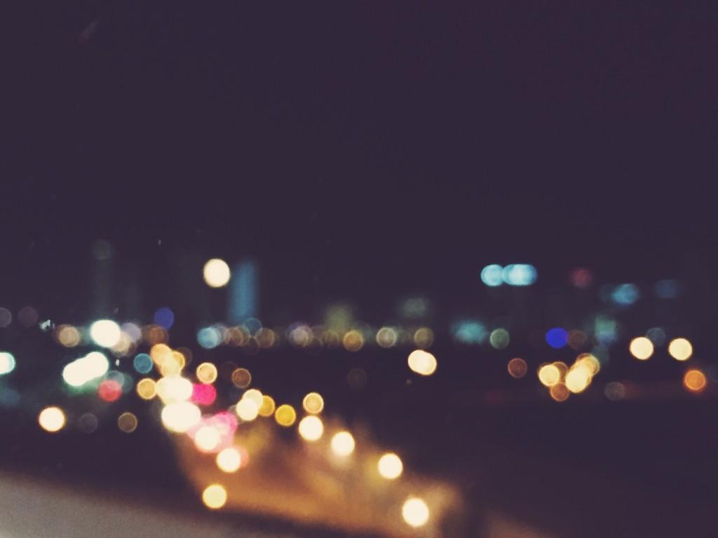 夜のアロマ