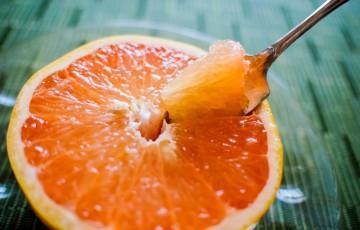 グレープフルーツの香りでダイエット