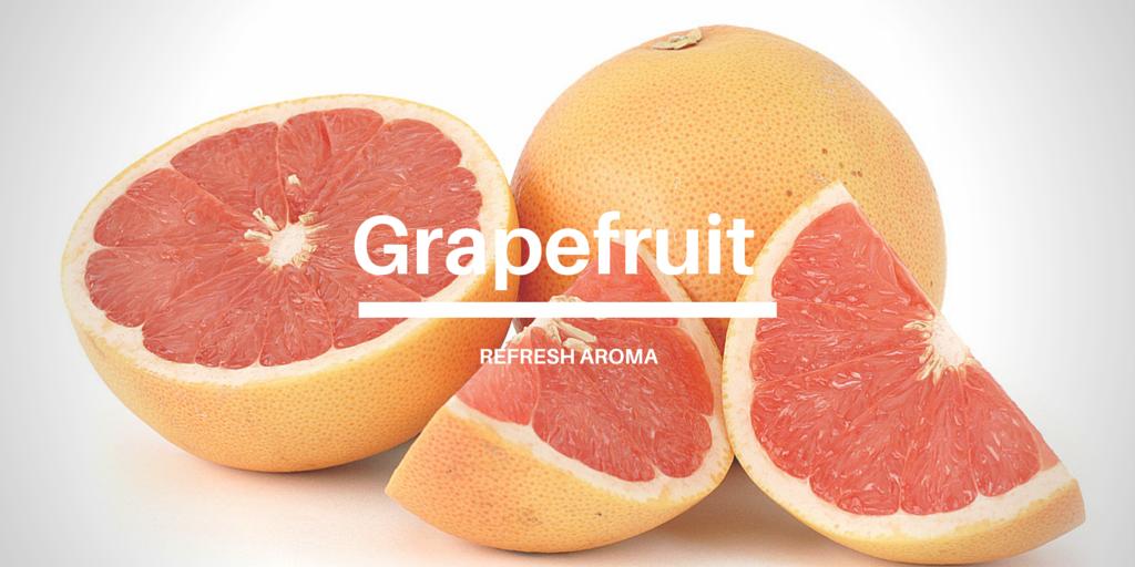 グレープフルーツ リフレッシュ効果のあるアロマオイル
