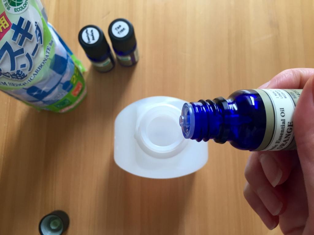 セスキ炭酸ソーダを使った簡単ナチュラルクリーナーの作り方