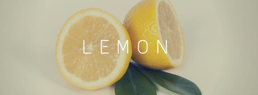 レモン|防カビ、除菌効果のあるアロマオイル