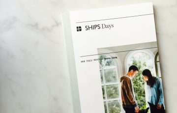 SHIPS Days(シップスデイズ) 2016 FALL/WINTER 秋冬カタログ