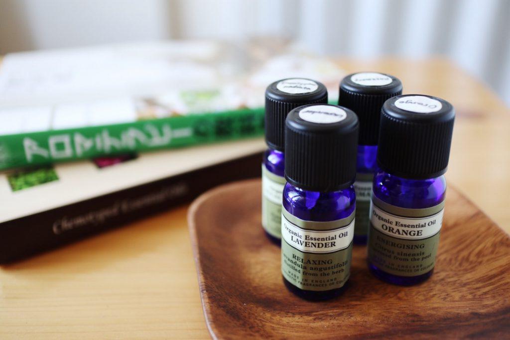 アロマオイル 人気の香り