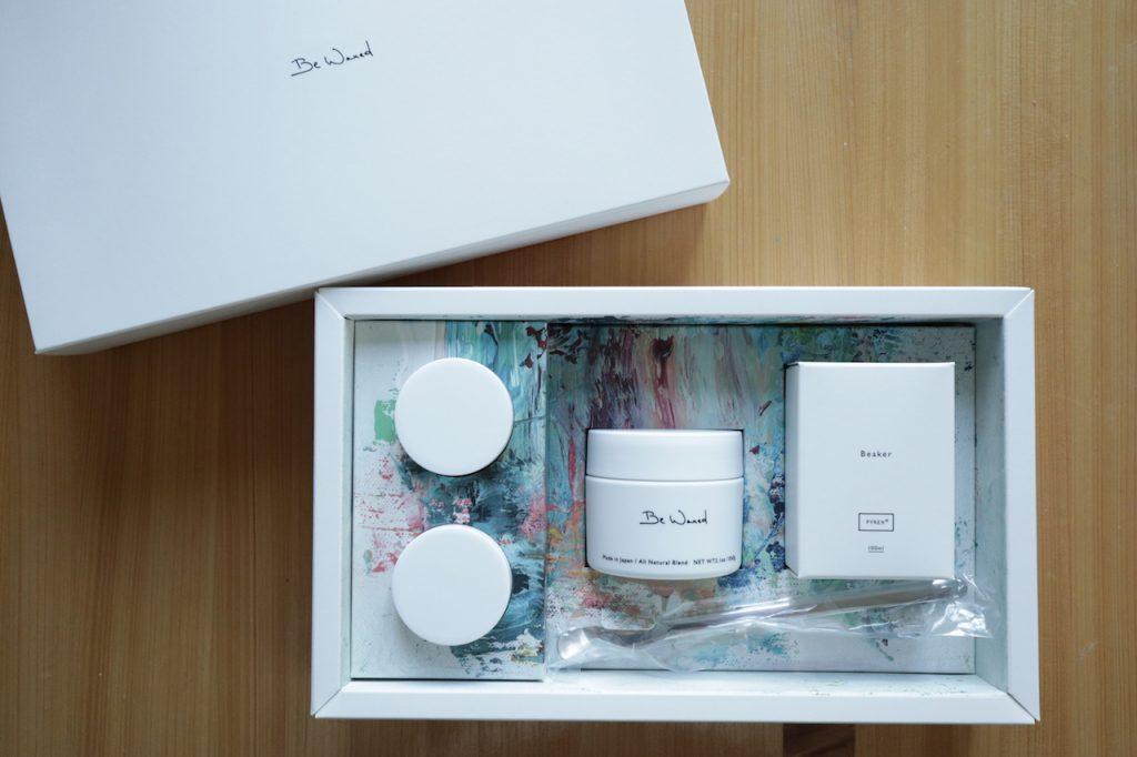 Be Waxed Kit Box(ビーワックスド キットボックス)