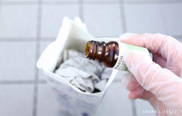アロマオイル(精油)の捨て方